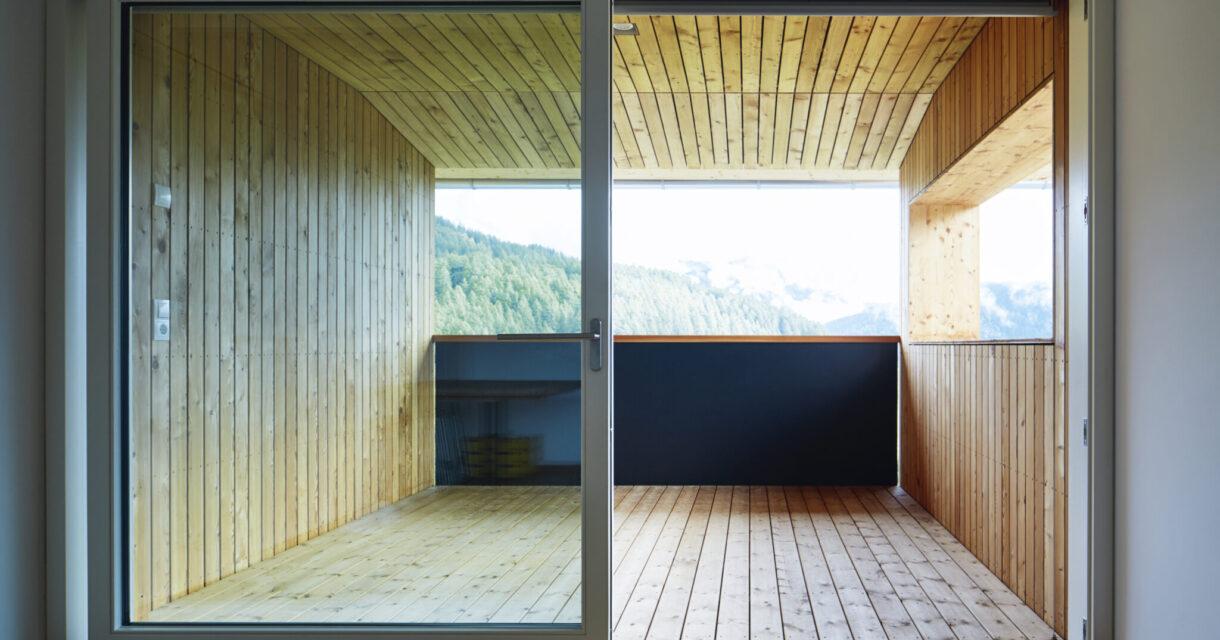 Haus Kaufmann, Monsorno Trauner Architekten